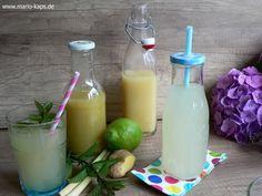 Unsere Limonade: So schmeckt der Sommer! - Mario´s Fire Food & Fine Food Impressum: http://www.mario-kaps.de/impressum/