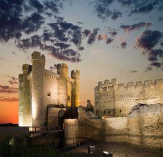 Castillo de #Valencia-de-Don-Juan .