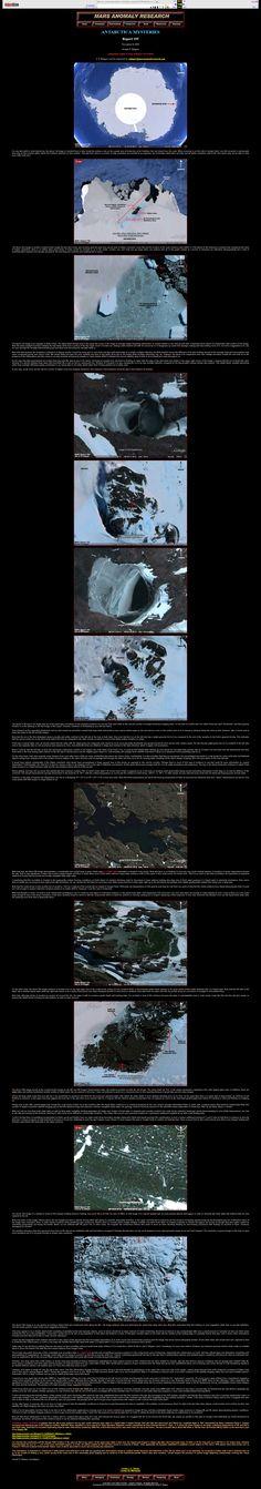 Antarctica Mysteries 1