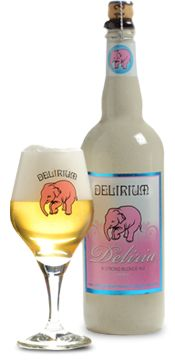 Cerveja Delirium Deliria