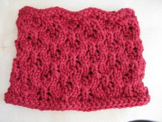 Holland Cowl; bulky
