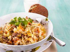 Kaalipata on helppoa ja edullista ruokaa, ja sitä voi tehdä kerralla enemmän seuraavaksikin päiväksi tai vaikka pakastettavaksi.