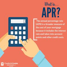 A common misconception is that your interest rate reflects the true cost of your mortgage, but it's only one piece to the puzzle. Here's how APR fits into your mortgage.