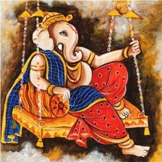 There are four main sects within Hinduism: Shaivism, Vaishnavism, Shaktism, Smartism, in which six main gods are worshiped Ganesha Drawing, Lord Ganesha Paintings, Ganesha Art, Ganesh Tattoo, Ganesh Rangoli, Indian Rangoli, Ganesh Lord, Shri Ganesh, Krishna Radha