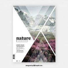 Magazine Nature, Magazine Ideas, Magazine Pictures, Magazine Layout Design, Magazine Cover Design, Magazine Layouts, Magazine Back Cover, Design De Configuration, Magazine Cover Template