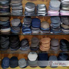 ¡Las rebajas están que arrasan en Casa Yustas! Hazte ya con un sombrero o una gorra y combate el frío con estilo. #sombrero #gorra #moda