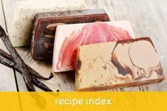 Soap Recipe for Beginners | Soap Recipes 101