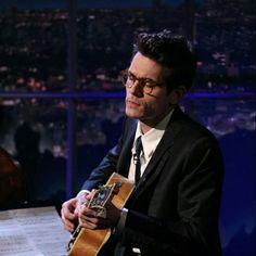 John Mayer /Late Late Show