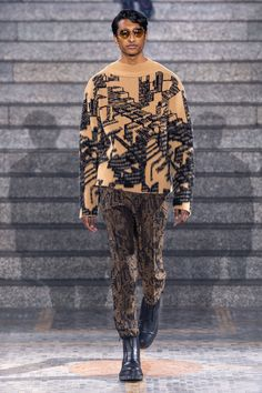 Ermenegildo Zegna Fall 2019 Menswear Fashion Show Collection  See the  complete Ermenegildo Zegna Fall 2019 a270d3d952c