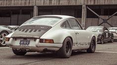 Porsche 911 Carrera 2,7 RS by F.Massart