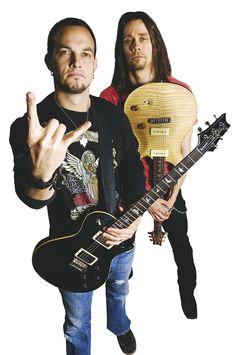 Mark & Myles  Two amazing men & musicians!!