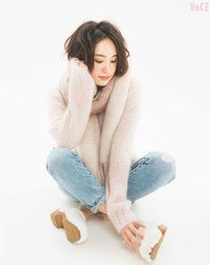『逃げ恥』が可愛すぎるっ♡新垣結衣さん、30歳目前、理想の結婚を語る!! - Yahoo! BEAUTY