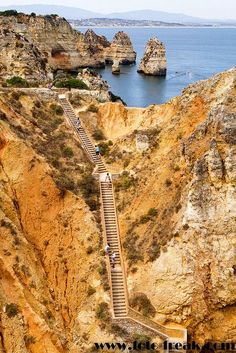 Ponta da Piedade Lagos, Portugal (scheduled via… Places To Travel, Places To See, Travel Destinations, Spain And Portugal, Portugal Travel, Faro Portugal, Voyager Loin, Portuguese Culture, Voyage Europe