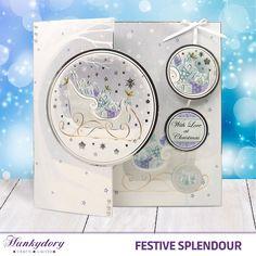 Festive Splendour - Hunkydory   Hunkydory Crafts