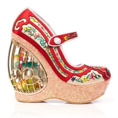 Buy Irregular Choice shoes, boots, handbags and jewellery online. View the biggest and best Irregular Choice collection here. Funky Shoes, Crazy Shoes, Cute Shoes, Me Too Shoes, Weird Shoes, Comfy Wedding Shoes, Irregular Choice Shoes, Shoe Boots, Shoes Heels