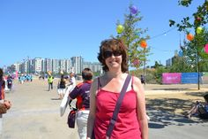 We met Karen from Dartford at Go Local, the UK's biggest celebration of volunteering held at Queen Elizabeth Olympic Park. One year on from being a Games Maker, we find out what she's up to and why she's keen to volunteer again.