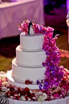 Dubai Wedding | Sheron and Anya #weddingcake #dubaiwedding