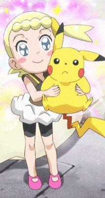 Pokémon The Series XY: Bonnie and Pikachu