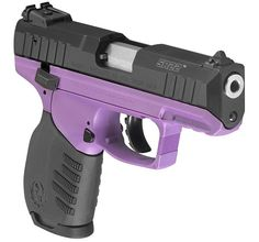 Ruger and Talo have teamed up to make some limited-edition purple pistols. They're no different than the standard SR22P and LCP, but they're super-purple. The Firearm Blog has the skinny.