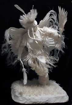 paper sculpture by Allen & Patty Eckman