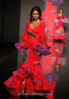 Fotografías Moda Flamenca - Simof 2013 - AURORA GAVIÑO & MARY PAZ Más Gaviño que nunca! - Foto 04