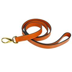 Hartman & Rose Leather Dog Leash $70 (@Joanne Daus Dimeff)