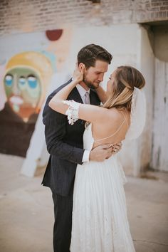 You might need tissues for this super-sweet first look  | Image by Jordan Quinn Photography