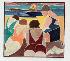 Mabel Hewit woodblock prints celebrated at Cleveland Museum of Art ...