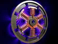 Energía Gratis- Motor Magnético