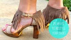 diy shoes - Google-haku
