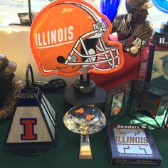 Illini gifts for the huge University of Illinois fan...