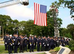 Each year, the 9/11 Responders Remembered Park hosts a somber event dedicated to those that have fallen to 9/11-related illnesses. The 60+ heroes being honored this year at the ceremony on May 21st will have their names read by Jon Stewart, former host of The Daily Show and 9/11 advocate. See the link below for more info on the public event.