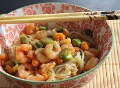 Spaghetti orientali