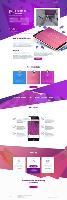 App Landing Page - FREE INSTALLATION by M chillidesignsm on @creativemarket #sponsored #graphidesign #graphicassets #art #website #webdesign #wordpress #webdevelopment