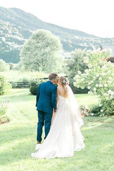 Mountain Estate Wedding at Sundara | Roanoke, Virginia | Lindsay