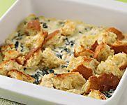 Spinach and Chicken Casserole