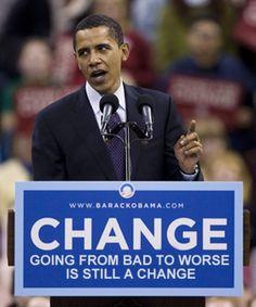 Obama sucks!!!!!!