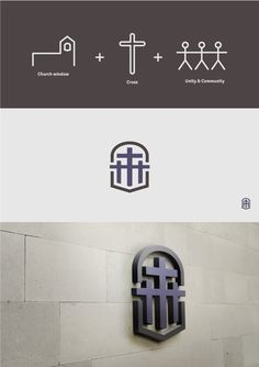 Church Logomark. on Behance