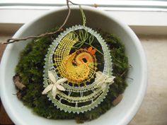 Bobbin Lace, Decor, Easter Activities, Bobbin Lacemaking, Decoration, Decorating, Deco
