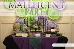 Housewife 2 Hostess : Maleficent Party