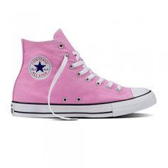 Converse Chuck 153866C Damen Sneaker High icy pink