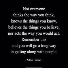 I love quotes that make you rethink life.