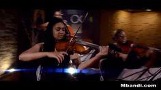 Maroon 5 - Sugar (Piano, Cello, Viola, Violin Cover) - Mbandi