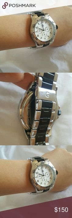 New men's Guess watch Brand new men's Guess watch  Has not been sized , at original length ! Guess Other