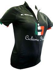 Blackhawk Italian Style Cycling Jersey $35.00