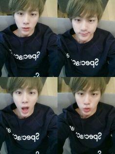 Jin Twitter