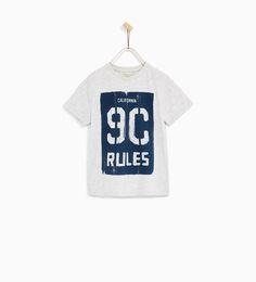9C RULES SPORTS T-SHIRT