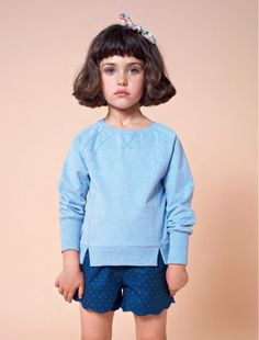 Simple shapes with interesting details for No Added Sugar kids fashion spring 2015