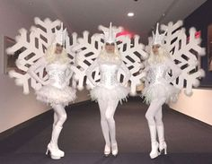 Image result for homemade snowflake costume