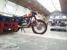 Scrambler Ducati @ Wheels and Waves
